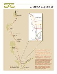 Map Of Boston Marathon Course by St George Marathon
