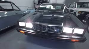 1990 maserati biturbo 1984 maserati biturbo test drive for sale at modern classics youtube