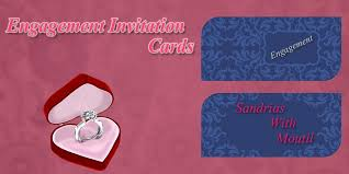 Wishes For Engagement Cards Engagement Invitation Cards Android Apps On Google Play