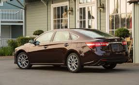 toyota avalon toyota avalon u2013 boston auto blog