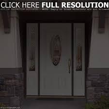 accessories outstanding dark cherry wood single front door with