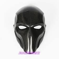 cool masks cool green arrow mask carbon fiber mask arrow in