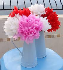 Make Flower With Paper - 20 diy crepe paper flowers with tutorials guide patterns