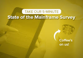 survey for gift card take our 2017 mainframe survey and get a 5 starbucks gift card