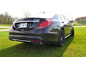 mercedes s63 amg review road test review 2014 mercedes s63 amg 4matic sedan is