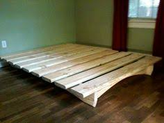Diy Bed Platform Cheap Easy Low Waste Platform Bed Plans Platform Beds 30th