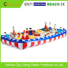 inflatable salad bar and buffet cooler inflatable salad bar and