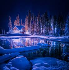 yoho national park s emerald lake is a winter