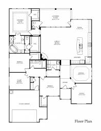 house plan large one story floor plan great layout love the flow