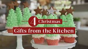 Homemade Christmas Gifts by 4 Homemade Christmas Gifts From The Kitchen Martha Stewart