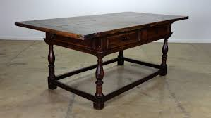 antique 4 drawer tuscan hall table mecox gardens