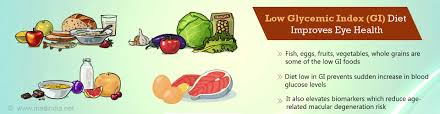 to a low glycemic diet stop age related eye disease