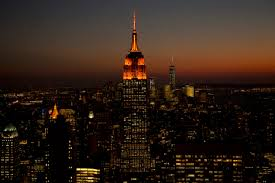 not a drill new york city to turn lights orange