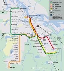 rotterdam netherlands metro map amsterdam metro map netherlands