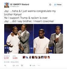 Kanye And Jay Z Meme - kanye west jay z joe biden obama memes trump joke
