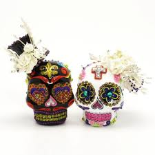 sugar skull cake topper cake toppers mexican boutique your mexican online store