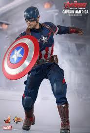 ultron costume hot toys captain america age of ultron figure reveals