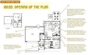 custom home plans with photos split foyer home plans closed concept floor plans it foyer house