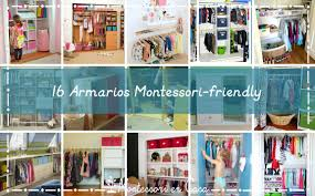 kid friendly closet organization 16 armarios montessori friendly u2013 16 montessori friendly closets