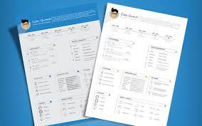 Resume Template Design 50 Free Creative Cv Resume Design Templates For All Professionals