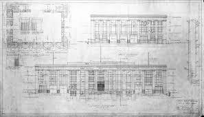 Public Building Floor Plans Public Safety Building 1930 Saint Paul Minnesota U2013 Arch3 Llc