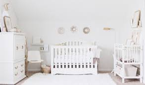 chambre fille et blanc awesome chambre bebe fille blanche gallery design trends 2017