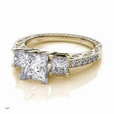 inspirational rings engagement ring low profile princess cut engagement ring