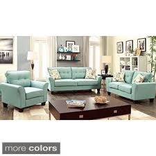 Living Room Furniture Sets Shop The Best Deals For Sep - Three piece living room set