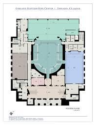 oregon convention center floor plan floor plan student center ball state university arafen