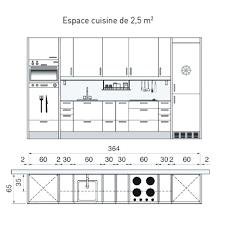 cuisine en i plans cuisines plan de cuisine en i de 3m64 plans de cuisines semi