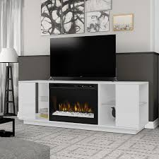 dimplex flex lex media console electric fireplace