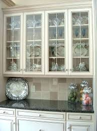 leaded glass kitchen cabinets kitchen cabinet glass inserts or kitchen cabinet glass inserts