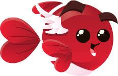 fish valentines fish with attitude s fish gameteep