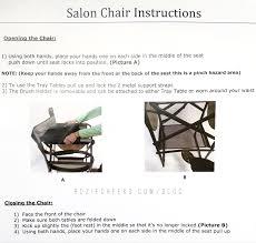 tuscany pro makeup chair roziecheeks