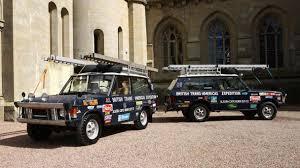 45 years of range rover exceptional british design