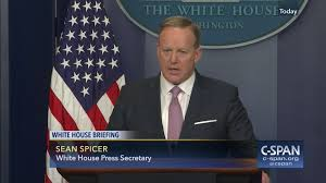 jobs at thanksgiving point sean spicer holds first daily briefing jan 23 2017 c span org