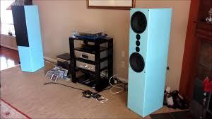 Speaker Designs Tekton Pendragon Speakers Youtube