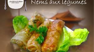 cuisiner des nems nems aux légumes recette par les délices de naïma