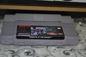 amazon com knights of the round nintendo super nes video games