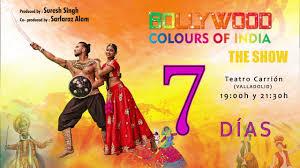 7 days to go i bollywood colours of india i sunny singh i