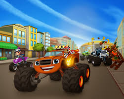 monster trucks tv show nickalive