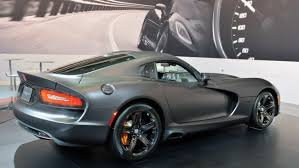 gallery dodge viper available in custom metallic matte color