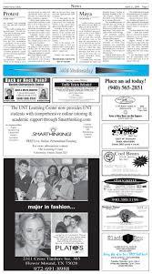 north texas daily denton tex vol 88 no 109 ed 1