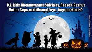 Trick Or Treat Meme - the real reason why we trick or treat very funny pics