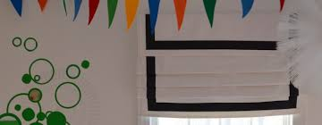 How To Sew A Curtain Valance How To Make A No Sew Fixed Roman Shade With Valance Bystephanielynn