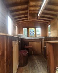 Vardo Interior Gypsy Wagons U2014 Port Townsend Of Woodworking