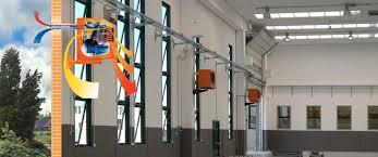 riscaldamento per capannoni 50 idee di sistemi di riscaldamento per capannoni industriali