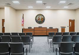 Bergen Office Furniture by 140 Million New Bergen County Justice Center Respects Historic