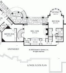 Hillside Floor Plans Hillside Walkout Basement House Plans Hillside House Plans With