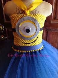 Minion Tutu Dress Etsy 96 Minions Images Minion Tutu Tutu Dresses